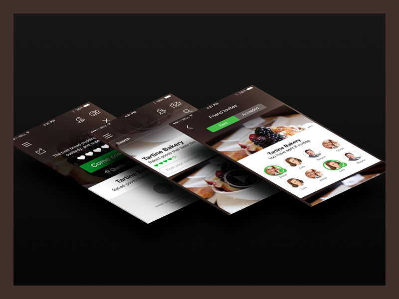 motifffmedia mobile app design